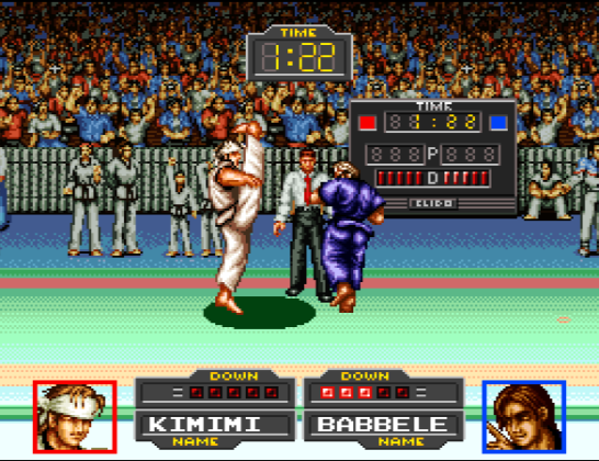 Taekwondo SFC (852)