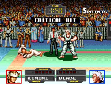 Taekwondo SFC (933)