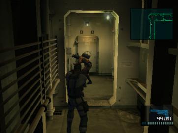 Metal Gear Solid 2 PS2 (1054)
