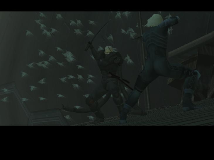 Metal Gear Solid 2 PS2 (12666)