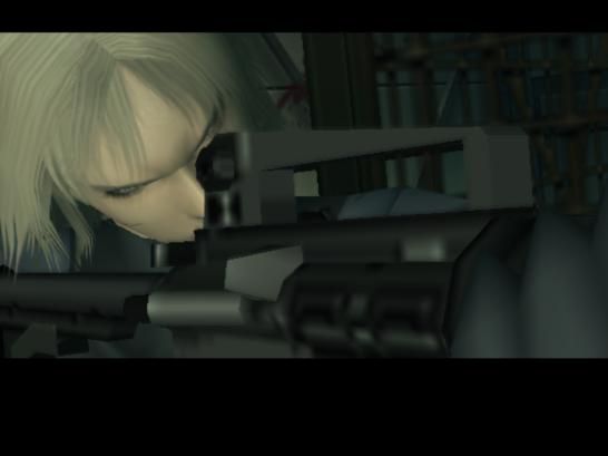 Metal Gear Solid 2 PS2 (2092)