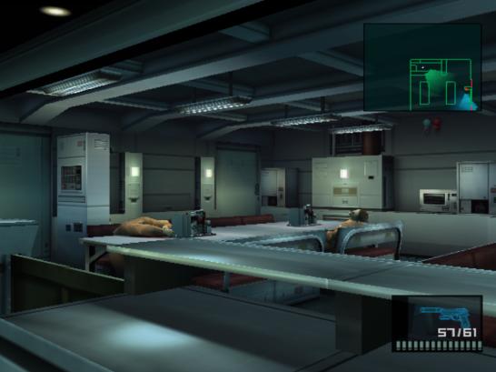 Metal Gear Solid 2 PS2 (631)