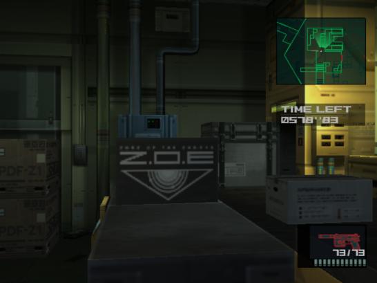 Metal Gear Solid 2 PS2 (9419)