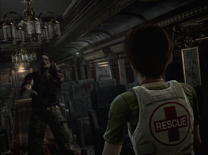 Resident Evil 0 PC (2002)