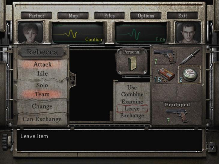 Resident Evil 0 PC (834)