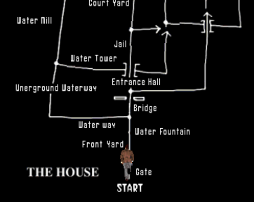 The House of the Dead Saturn (662)
