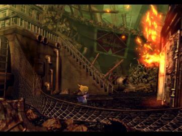 Final Fantasy VII Jp PS1 (405)