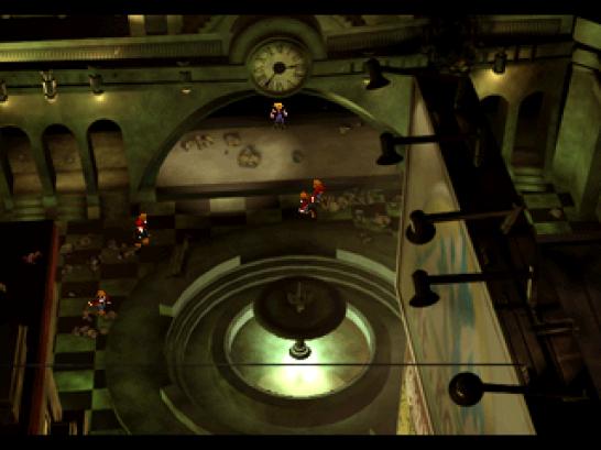 Final Fantasy VII Jp PS1 (445)