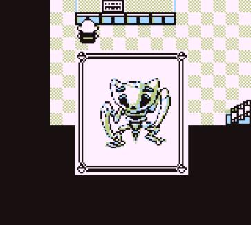 Pocket Monsters Blue SGB (166)