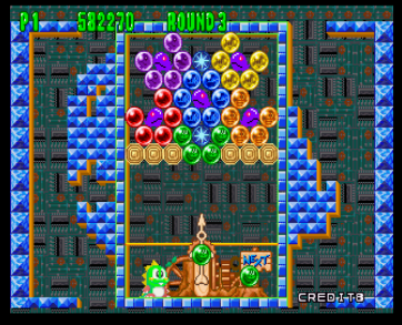 Puzzle Bobble 2X Saturn (277)