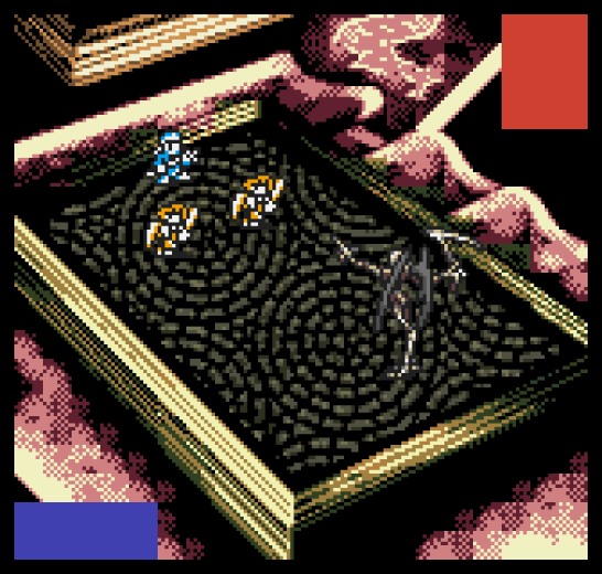 Ogre Battle Gaiden NGPC (521)