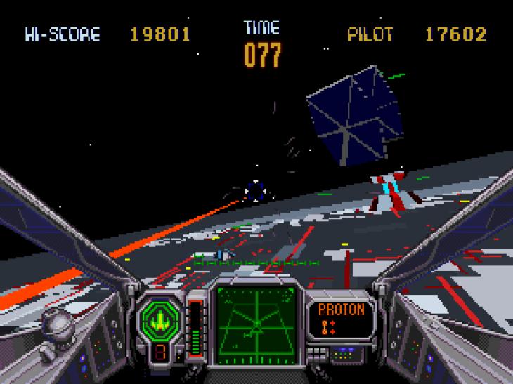 Star Wars Arcade 32X (209)