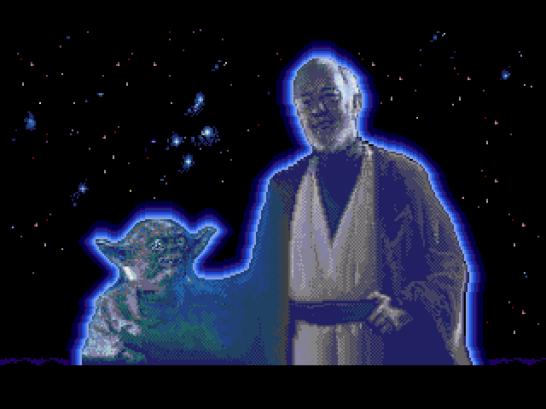 Star Wars Arcade 32X (322)
