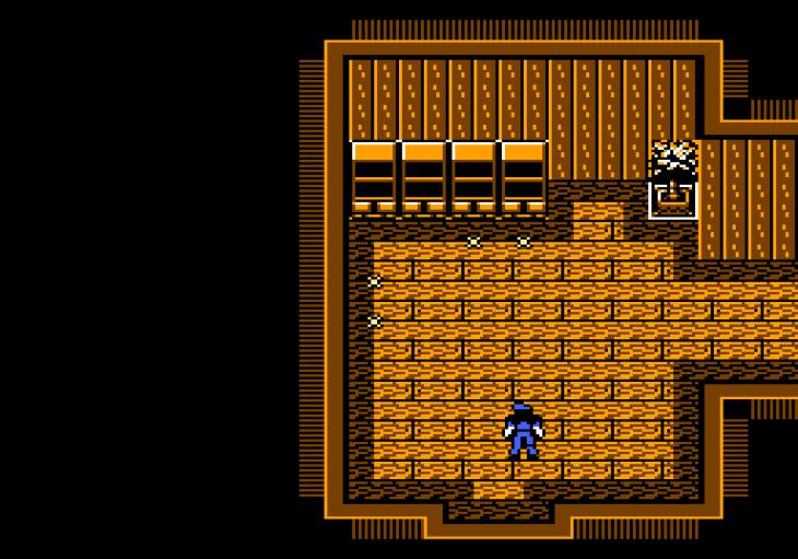 Biohazard Famicom (145)