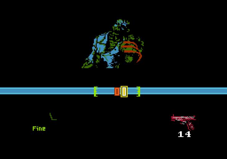 Biohazard Famicom (48)