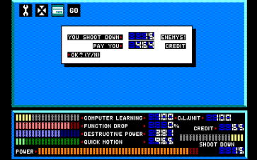 Cruise Chaser Blassty PC88 (77)