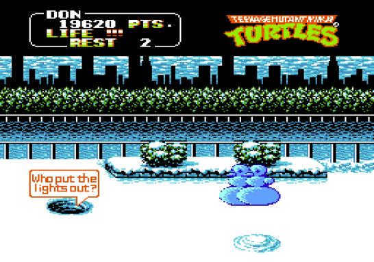 Teenage Mutant Ninja Turtles Famicom (117)