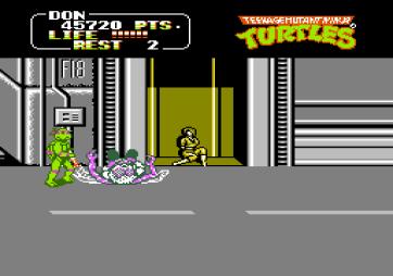 Teenage Mutant Ninja Turtles Famicom (157)