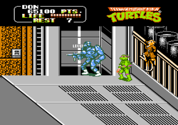 Teenage Mutant Ninja Turtles Famicom (236)