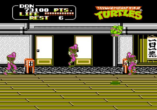 Teenage Mutant Ninja Turtles Famicom (249)