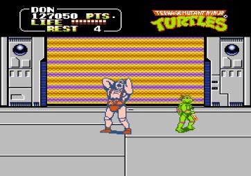 Teenage Mutant Ninja Turtles Famicom (317)