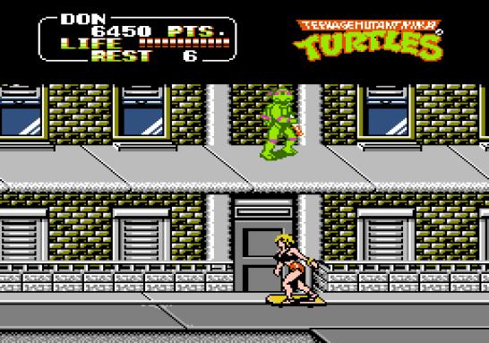 Teenage Mutant Ninja Turtles Famicom (63)