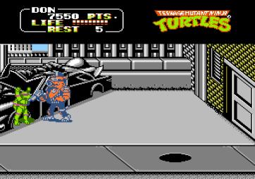 Teenage Mutant Ninja Turtles Famicom (76)