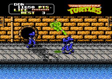 Teenage Mutant Ninja Turtles Famicom (87)