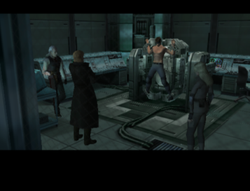 Metal Gear Solid Twin Snakes (3075)