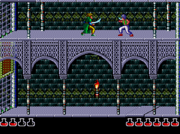 Prince of Persia Mega CD (301)
