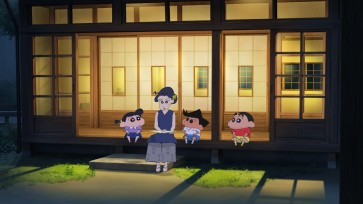 Crayon Shin-chan Ora to Hakase no Natsuyasumi (359)