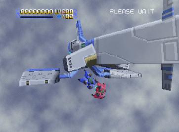 Radiant Silvergun Saturn Arcade (6)