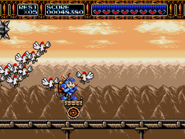 Rocket Knight Adventures (222)