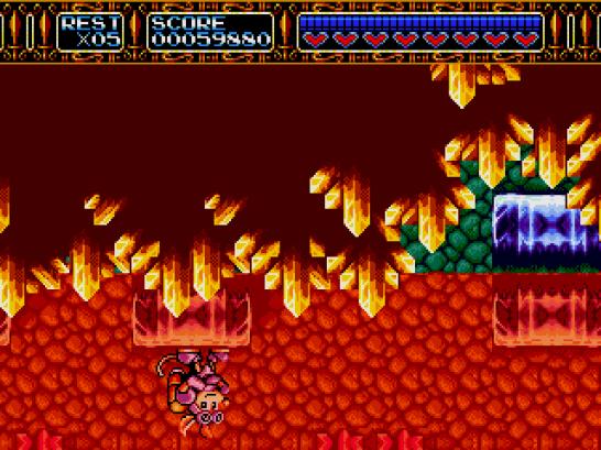 Rocket Knight Adventures (266)