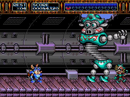 Rocket Knight Adventures (384)