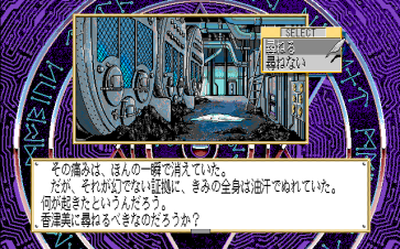 Silent Mobius Case Titanic PC98 (1247)
