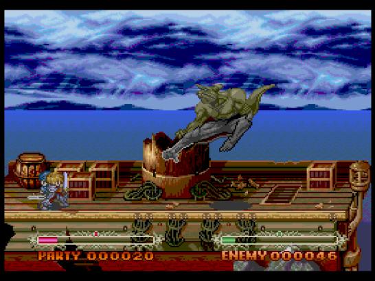 The Legend of Xanadu II PC Engine (353)