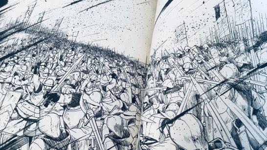 Tactics Ogre manga (11)